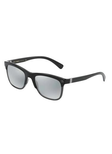 Dolce&Gabbana Dolce & Gabbana Dg6139 32756G 54 Ekartman Erkek Güneş Gözlüğü Siyah
